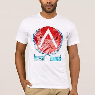 T-shirt Noir et bleu de Zeus