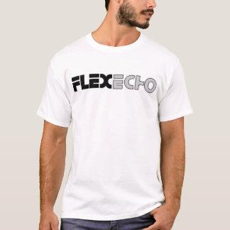 T-shirt Noir et gris de FLEXECHO