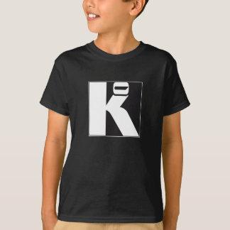 """T-shirt noir garçon """"Ko"""""""