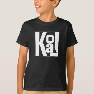 """T-shirt noir """"Koala"""""""