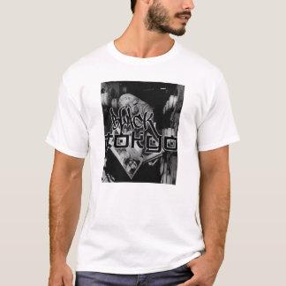 T-shirt Noir-Tokyo approuvée par le FDA