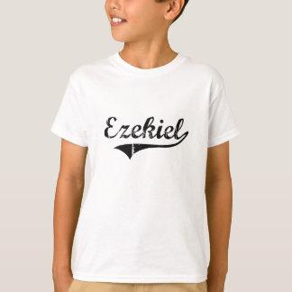 T-shirt Nom classique de style d'Ezekiel