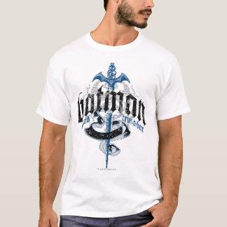 T-shirt Nom de Batman   avec le logo d'épée