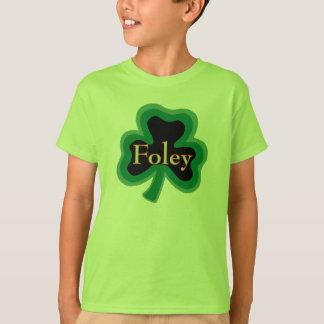 T-shirt Nom de famille de Foley