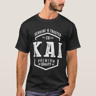 T-shirt Nom de Kai