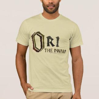 T-shirt Nom d'Ori