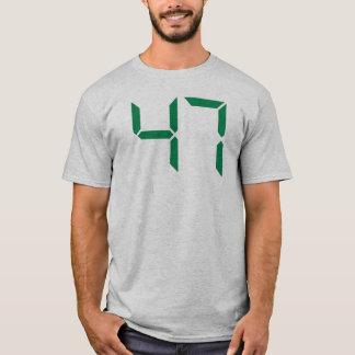 T-shirt Nombre - 47