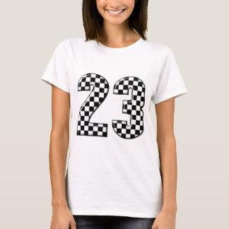 T-shirt nombre de l'emballage 23 automatique