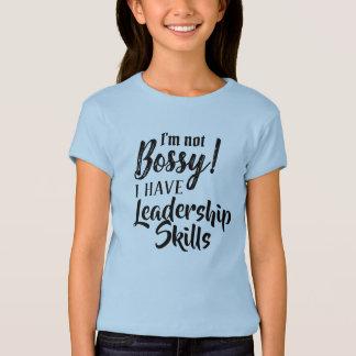 T-shirt Non autoritaire