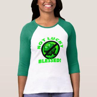 T-shirt Non chanceux - béni !