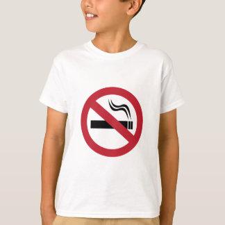 T-shirt Non-fumeurs