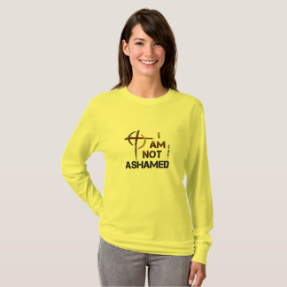 T-shirt Non honteux de l'évangile