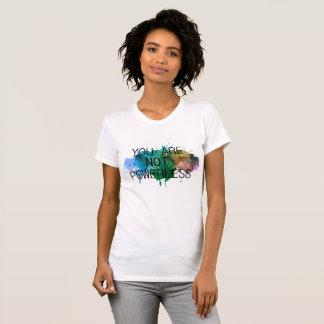 T-shirt Non impuissant
