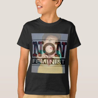T-shirt non-marché des changes, femme