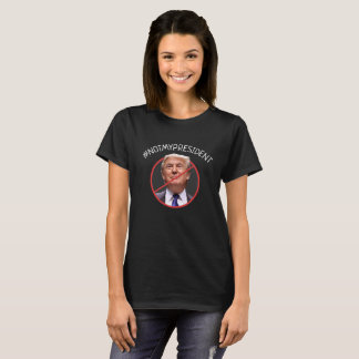 T-shirt Non mon Président Anti-Atout Shirt