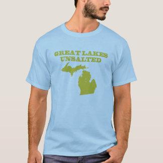 T-shirt non salé du Michigan Great Lakes