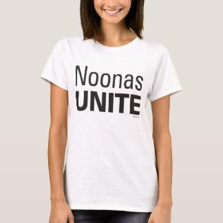 T-shirt Noonas unissent la pièce en t de base des femmes