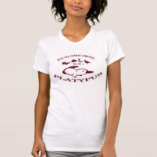 T-shirt Nos puissances étant combiné