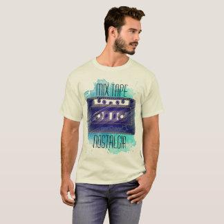 T-shirt Nostalgie de bande de mélange