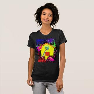 T-shirt Notre Chambre est une Chambre très fine !