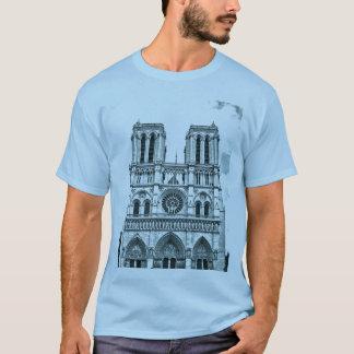 T-shirt - Notre-Dame de Paris de Cathédrale
