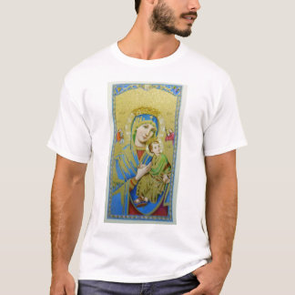 T-shirt Notre Madame d'aide perpétuelle