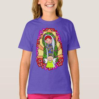 T-shirt Notre Madame de Guadalupe, VIERGE DE GUADALUPE