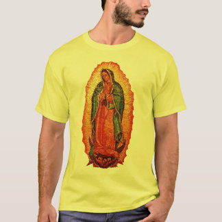 T-shirt Notre Madame Of Guadalupe