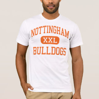 T-shirt Nottingham - bouledogues - haute - Syracuse New