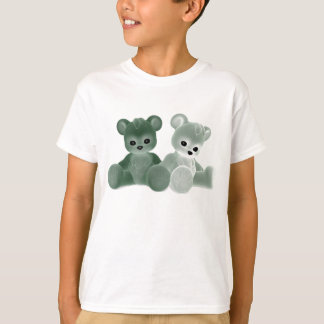 T-shirt Nounours Bearz Shirtz
