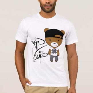 T-shirt Nounours méchant de Kidd