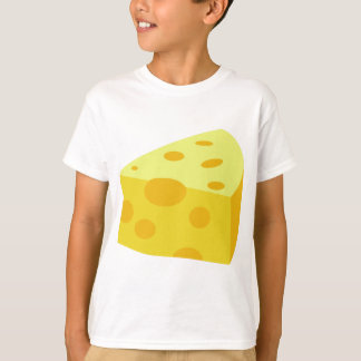 T-shirt Nourriture délicieuse - fromage