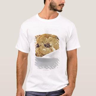 T-shirt Nourriture, nourriture et boisson, biscuit,