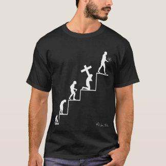 T-shirt Nous évoluons toujours (la version foncée)