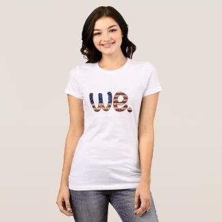 "T-shirt ""Nous"" piquons"