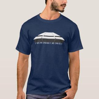 T-shirt Nous pouvons le faire (le bâtiment)