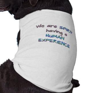 T-shirt Nous sommes esprit