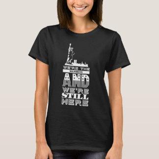 T-shirt Nous sommes la majorité et nous sommes toujours