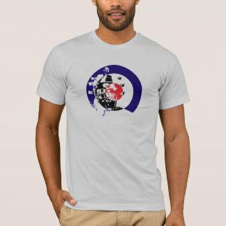 T-shirt Nous sommes le Mods sur l'argent