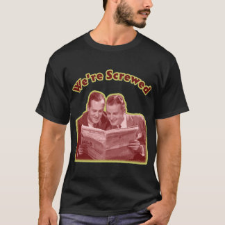 T-shirt Nous sommes vissés