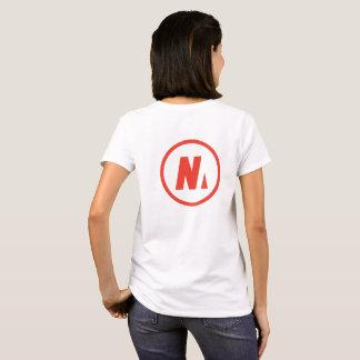 T-Shirt Nousmotards Femme