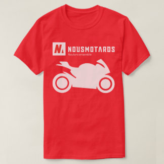 T-Shirt Nousmotards Homme Sportive