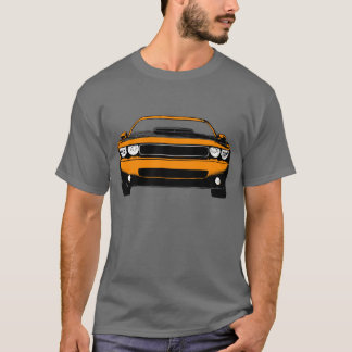 T-shirt Nouveau challengeur de Dodge