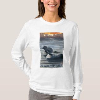 T-shirt Nouveau dingue de HampshireCommon