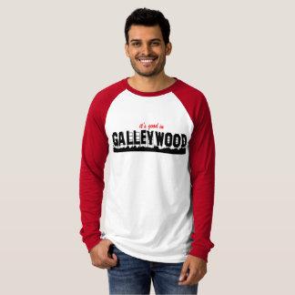 T-shirt Nouveau Galleywood en tournée ?  La chemise
