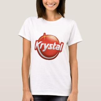 T-shirt Nouveau logo de Krystal