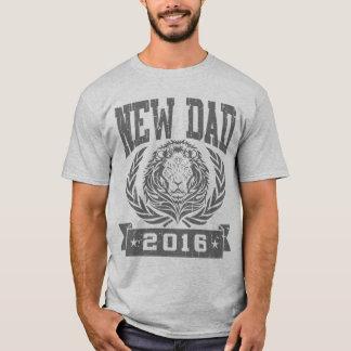 T-shirt Nouveau papa 2016