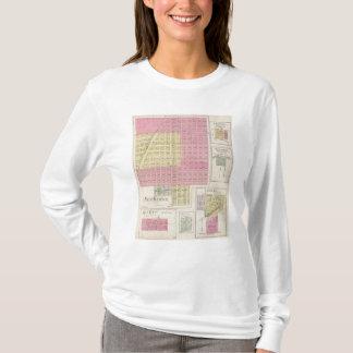 T-shirt Nouveaux Kiowa, Sun City, Stanley, et Holliday, le