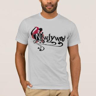 T-shirt Nouveaux mariés gothiques