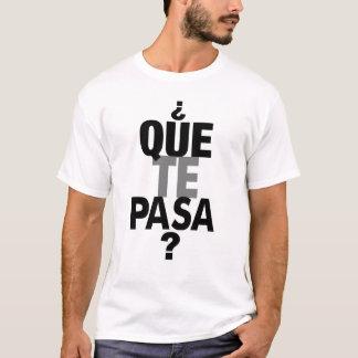 T-shirt Nouveaux mots : Espagnol